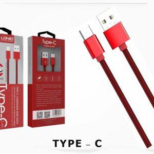 کابل تبدیل USB به Type C الدینیو مدل LS-60